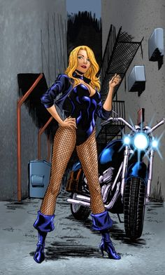 Black Canary II (Dinah Laurel Lance) is a fictional character, a super-heroine in the DC Comics universe.