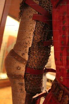 Arm Harness, MET, New York  1380-1410 ref_arm_203_000
