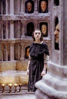 # Game of Thrones - Arya Stark - Game Of Thrones Dessin Game Of Thrones, Game Of Thrones Arya, Jaime Lannister, Cersei Lannister, Daenerys Targaryen, Khaleesi, Winter Is Here, Winter Is Coming, Sid & Nancy