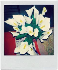 Μέσα σ'ένα σεντουκάκι...: 25η Μαρτίου: Φτιάξαμε και μεις Κρίνο!! Flower Crafts, Flowers, Painting, Day Care, Painting Art, Paintings, Royal Icing Flowers, Painted Canvas, Floral
