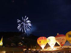 19. Internationalen Ballonfestival