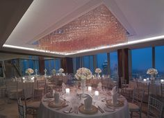 Ren Ballroom on Level 34 - Shangri-La Hotel, At The Shard, London