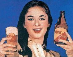Fix (Greek beer) greek old classic beer advertising Retro Ads, Vintage Advertisements, Vintage Ads, Beer Poster, Poster Ads, Old Posters, Vintage Posters, Greece History, Old Greek