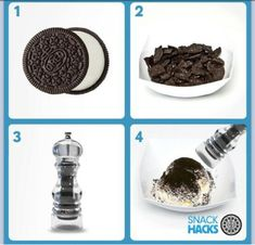 THE ULTIMATE OREO SNACK HACK