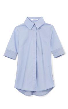 Shop Short Sleeve T-Shirt by 10 Crosby Derek Lam Now Available on Moda Operandi