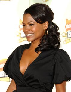Nia Long - Stunning Beauty - Hollywood Actress What does Nia and the British Royal family have in common?