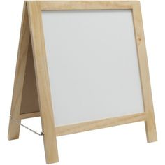 A foldable art easel for your budding Picasso!
