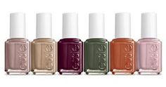 Fall Nail Polish Colors.