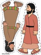 Crafts for the story of The Good Samaritan, bible character puppets. Bible Stories For Kids, Bible Story Crafts, Bible Crafts For Kids, Bible Lessons For Kids, Sunday School Crafts For Kids, Sunday School Lessons, Devotions For Kids, Bible Object Lessons, Godly Play
