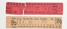 Darebin Heritage - Tram Ticket for the Northcote to Clifton Hill Tram service