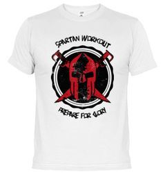 Camiseta Entrenamiento Espartano  crossfit, spartan, race, gym, workout