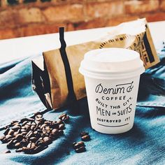 Morning coffee via @pandco #dcncoffee #dcnlifestyle