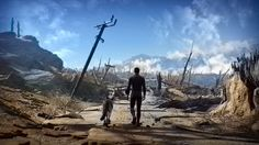 Felt like posting this again. Thanks to the user who used colorize bot on my old photo :) made it look way better! #Fallout4 #gaming #Fallout #Bethesda #games #PS4share #PS4 #FO4