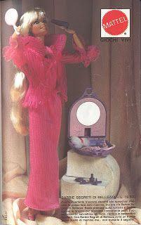 Barbie segreti di bellezza.... Ce l'ho ancora!!!!