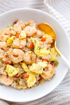 Korean Rice, Korean Food, Chinese Food, My Recipes, Diet Recipes, Cake Recipes, Korean Recipes, Shrimp Fried Rice, Always Hungry