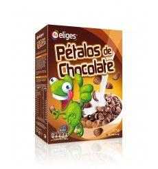 Pétalos de chocolate 375 grs.