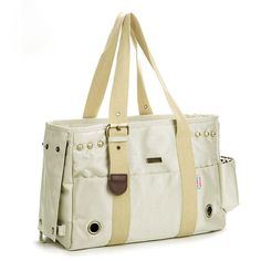 Miniwild Pet Soft Sided Carrier Airline Approved Dog Tote Bags Cat Travel Purse, Khaki *** See this great product.