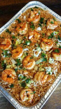 Shrimp Recipes For Dinner, Shrimp Recipes Easy, Seafood Dinner, Fish Recipes, Seafood Recipes, Cooking Recipes, Pork Belly Recipes, Seafood Boil, Brunch Recipes