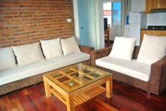Living room - Apartment in Nghi Tam