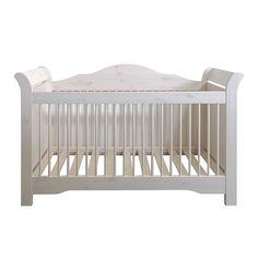 Kinderbett Karlotta - White Washed, Steens Jetzt bestellen unter: https://moebel.ladendirekt.de/kinderzimmer/betten/kinderbetten/?uid=3836c0e6-e054-5e01-a389-b0907775d2a2&utm_source=pinterest&utm_medium=pin&utm_campaign=boards #möbel #kinderzimmer #kinderbetten #babyzimmer #steens #teens #betten #kids