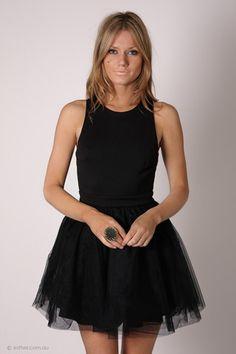 A tutu dress I am obsessed!