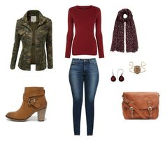 fall outfit by liliana-vaccara on Polyvore featuring moda, Warehouse, Levi's, Dirty Laundry, Forever 21, Lipsy and Doublju