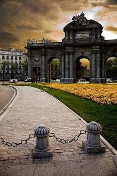 Madrid,  Puerta de Alcalá