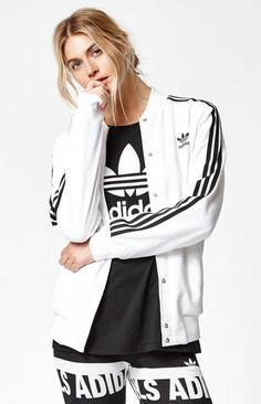 adidas Adicolor 3-Stripes Bomber Jacket