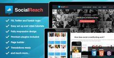 Skywarrior Themes | Social Reach
