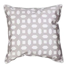 Modern Vector Blocks Plaid Polyester Decorative Pillow Cover – EUR € 10.72