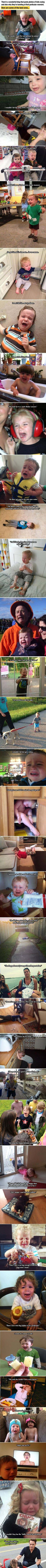 Kids Crying For The Funniest Reasons Ever.