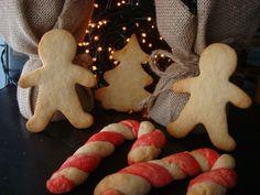 Το πιο υγιεινό εορταστικό μπισκότο Gingerbread Cookies, Food And Drink, Party, Desserts, Christmas, Holidays, Ideas, Gingerbread Cupcakes, Tailgate Desserts
