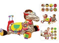 Образователна играчка K'  s Kids Ryan 28 дейности Ryan  Спецификации  ОСНОВНИ ХАРАКТЕРИСТИКИ  За Момчета Момичета  Възраст 6 месеца +  Игри 28 Функции Звуци Играчки  ДИЗАЙН  Цвят Многоцветен   Производител: K's Kids  Виж офертите и цени и се възполазвай от отстъпките