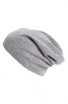 835b2c2b92a The Rail Cashmere Knit Cap available at  Nordstrom Cashmere Beanie