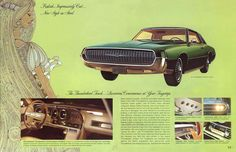 1967 ... far-out Thunderbird! | by x-ray delta one