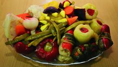 Evde turşu yapmak için kolay tarif - mucize iksirler  #turşu  #beslenme #yemek #saglik  #mucizeiksirler