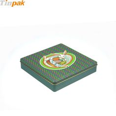 This square chocolate pacakging tin box can also be used for packing cookies, candy, nuts and other foods. http://www.tinpak.us/Products/Wholesalechocolatepackagingtinbox.html