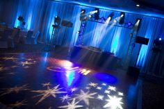 Lighting a dance floor can make all the difference in the success of your event.