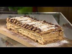 Fun Desserts, Dessert Recipes, Greek Recipes, Recipe Of The Day, Fall Recipes, Apple Pie, Tiramisu, Banana Bread, Sweets