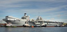 HMS Queen Elizabeth Supercarrier