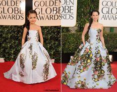 Celeb Fashion Child Look Alike - Lucy Liu