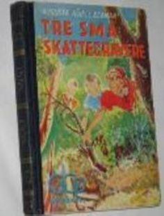 Tre små skattegravere - (The Riddle at Live Oaks) av Augusta Huiell Seaman Riddler, Vintage Children's Books, Childhood Memories, Childrens Books, Teen, Baseball Cards, Reading, Children's Books, Children Books