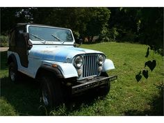 My '79 CJ5 - For Sale $4995.95