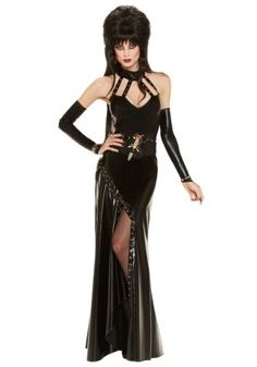 Women's Deluxe Elvira Costume                                                                                                                                                                                 More
