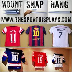 Sport Displays is proud to offer our online Wholesale Retail Pack for retailers all over North America.  This wholesale retail pack will consist of 100 Jersey Mount Displays priced at $12.50 USD per unit.