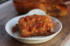 PaleOMG – Paleo Recipes – Almost 5 Ingredient Pizza Spaghetti Pie