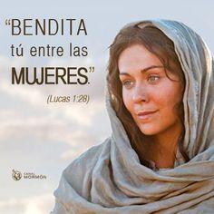Cuenta regresiva para Navidad: 7 días    María fue una mujer escogida entre todas las demás para traer al Hijo de Dios a la tierra: http://www.youtube.com/watch?v=thAdDhAH-xU #Navidad #SUD