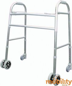 Dalton Medical - A-W500BW - Bariatric Walker with Wheels