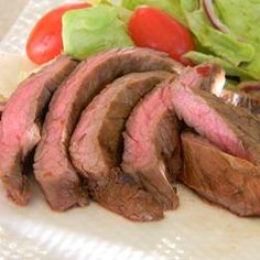 Grilled Skirt Steak with Homemade Asian Barbeque Marinade Allrecipes.com