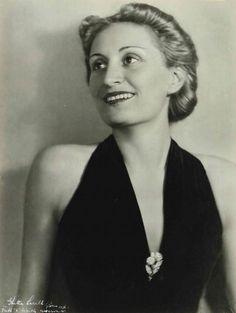 Ghitta Carel Edda Ciano, 1936